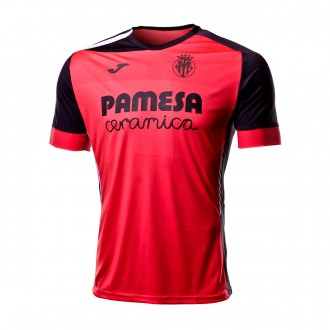 Camiseta  Joma Villarreal CF Training 2018-2019 Naranja