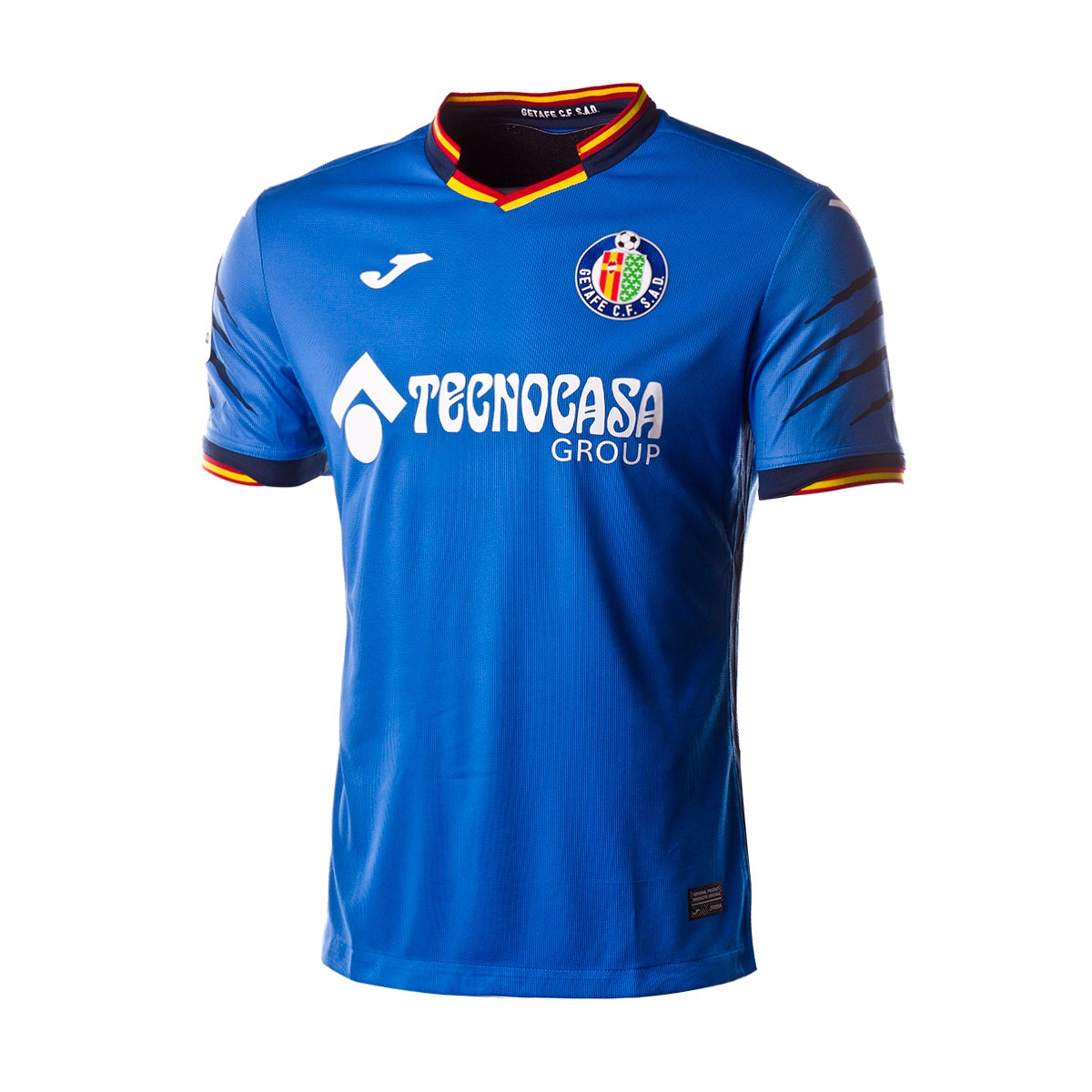 1831d8565 Jersey Joma Getafe CF 2018-2019 Home Royal - Football store Fútbol ...