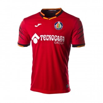 Jersey  Joma Getafe CF 2018-2019 Away Red
