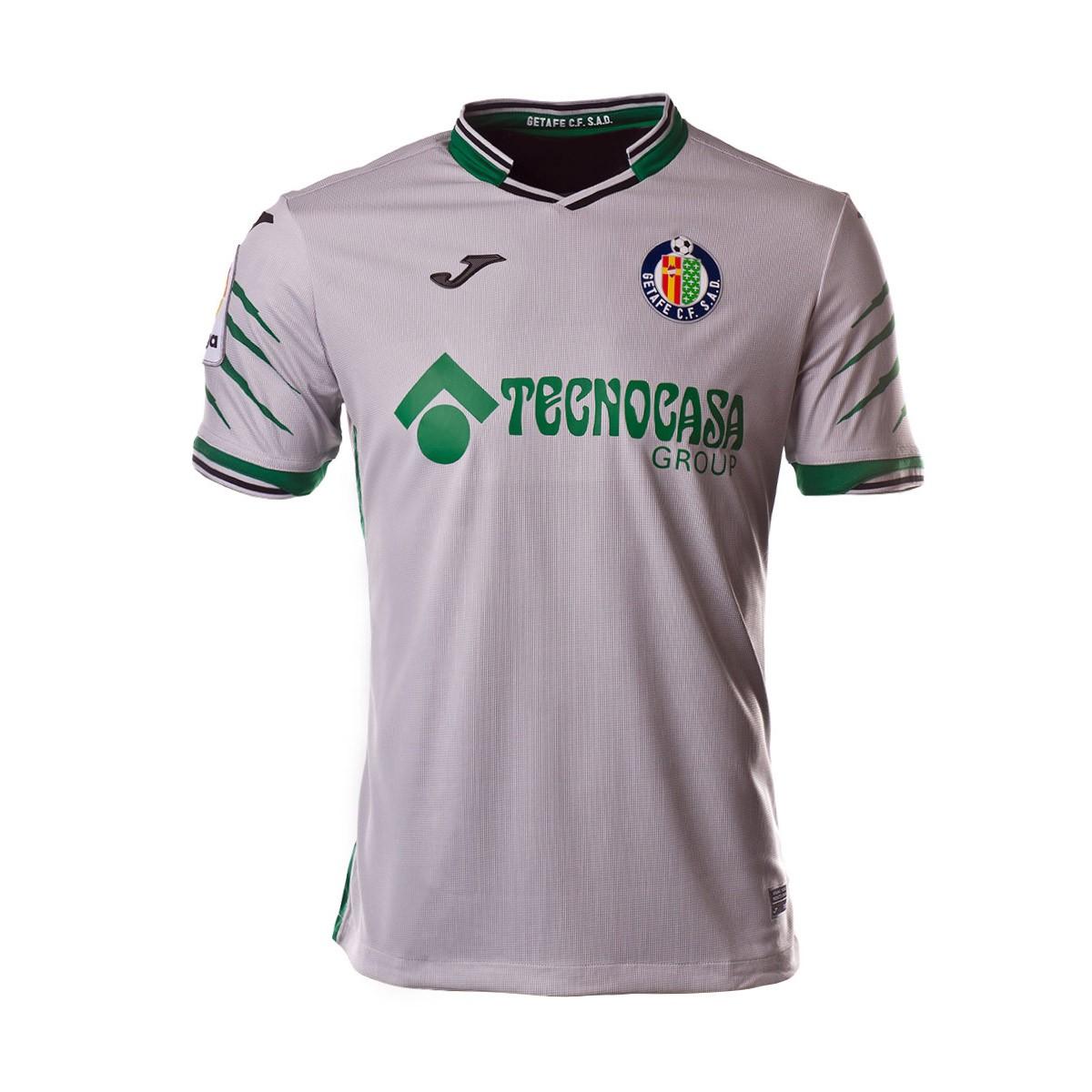 e93478b7a4d2e Camiseta Joma Getafe CF Tercera Equipación 2018-2019 Gris - Tienda de fútbol  Fútbol Emotion