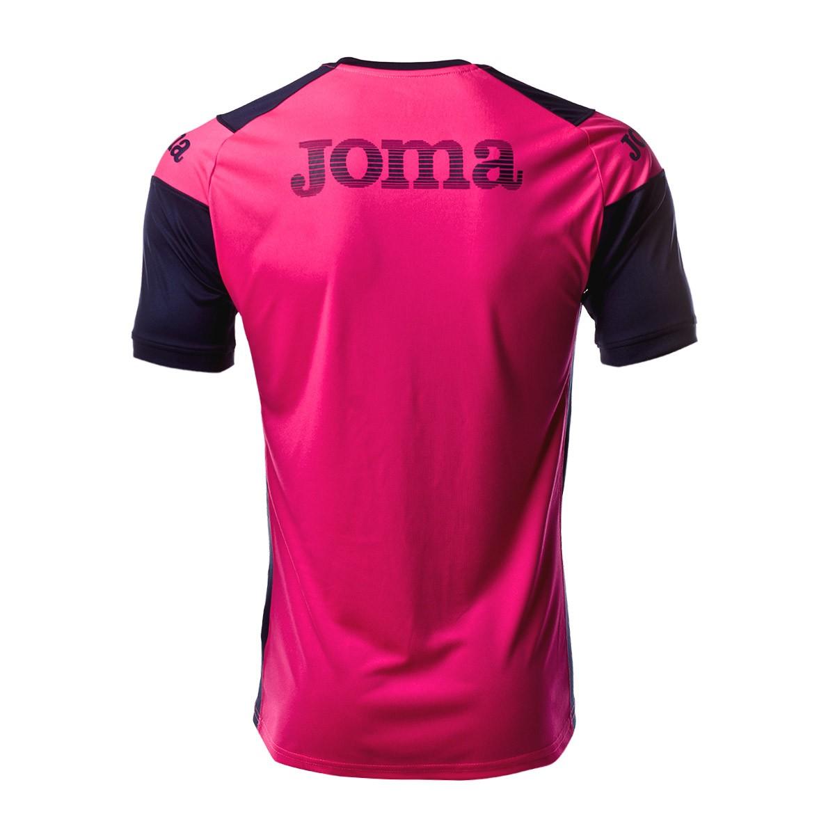 Jersey Joma Getafe CF Training 2018-2019 Pink - Soloporteros es ... 60ca39014