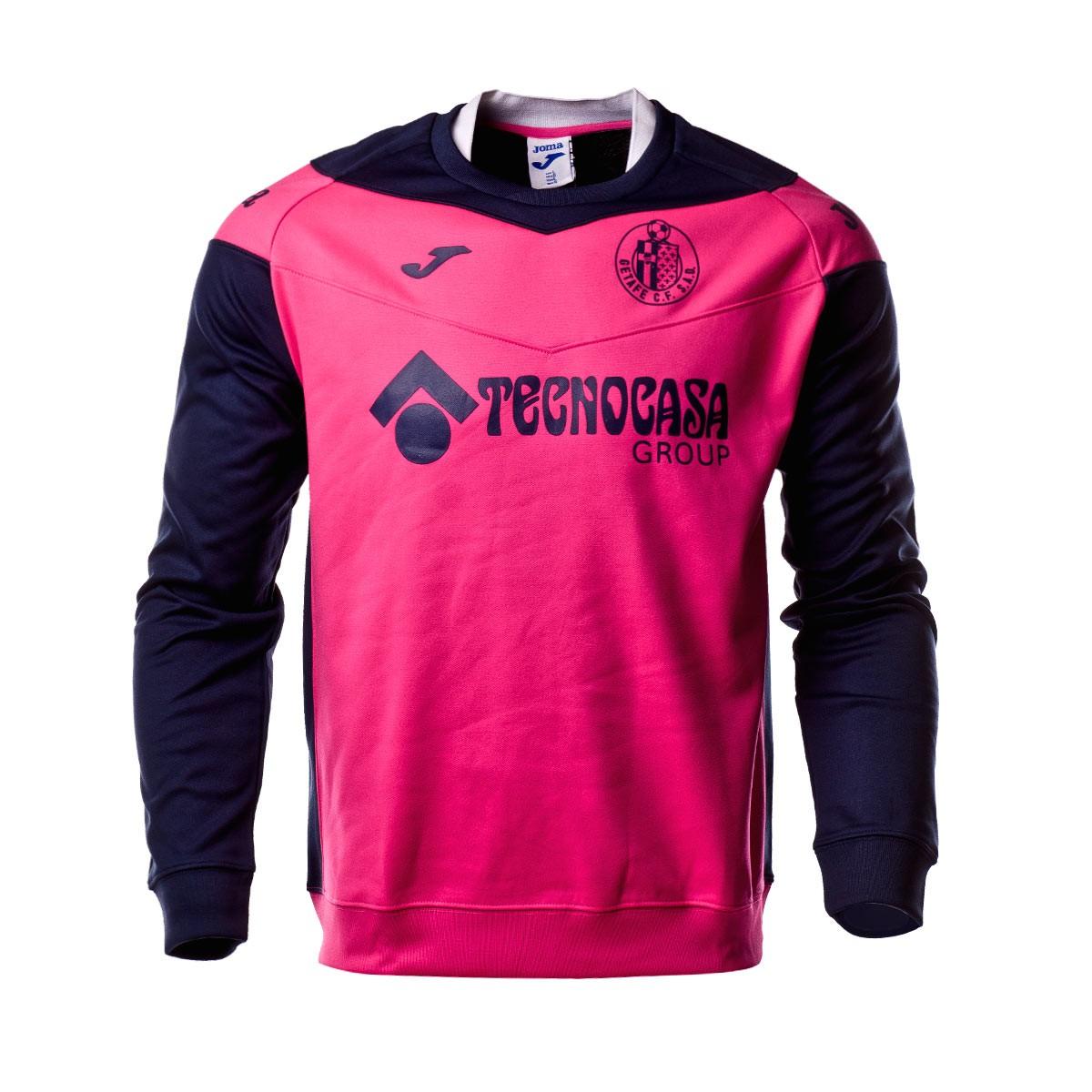 Sweatshirt Joma Getafe CF Training 2018-2019 Pink - Soloporteros es ... 7be0d5184