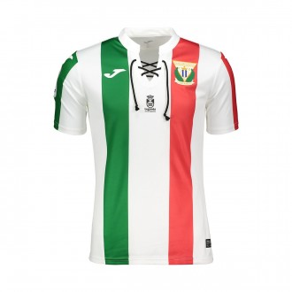 Jersey  Joma Leganes 2018-2019 Away White-Green