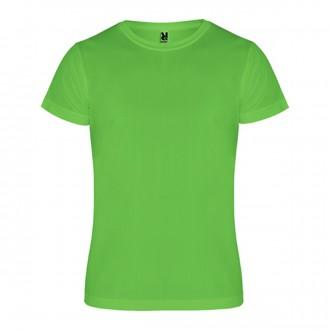 Camiseta  Roly Camimera Verde lima