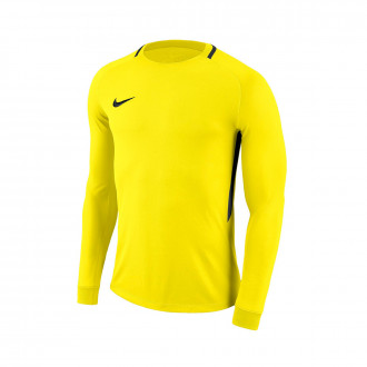 Playera Nike Park Goalie III m/l Opti yellow-Black
