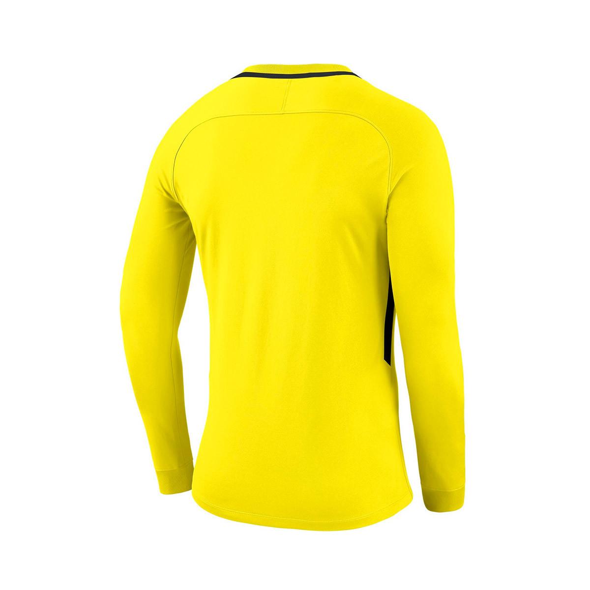 cba67e9de49 Jersey Nike Park Goalie III m l Opti yellow-Black - Tienda de fútbol Fútbol  Emotion