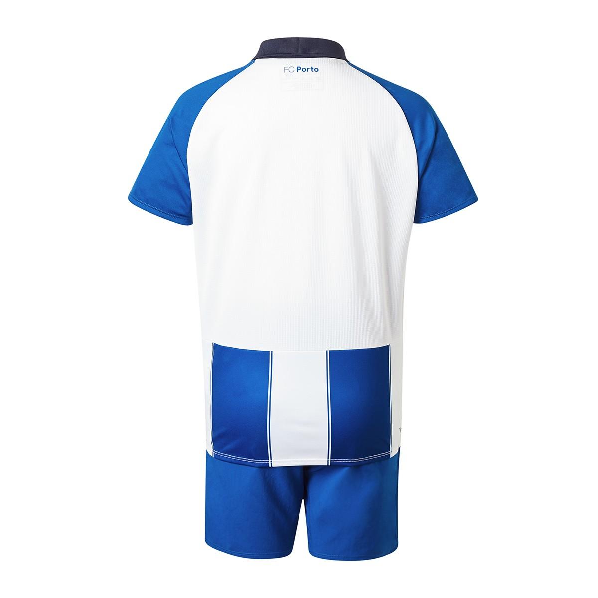Conjunto New Balance FC Porto Primera Equipación 2018-2019 Niño Azul-Blanco  - Soloporteros es ahora Fútbol Emotion 2ccb0ee4d0de0