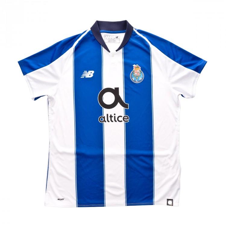 Jersey New Balance Women FC Porto 2018-2019 Home Blue-White ... 67ceebb77