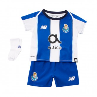 Kit  New Balance Infant FC Porto 2018-2019 Home Blue-White