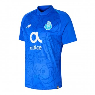 Jersey  New Balance Kids FC Porto 2018-2019 Third Blue