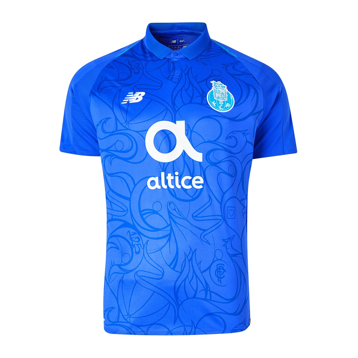 newest collection 145e7 d2bc8 Camiseta FC Porto Tercera Equipación 2018-2019 Niño Azul