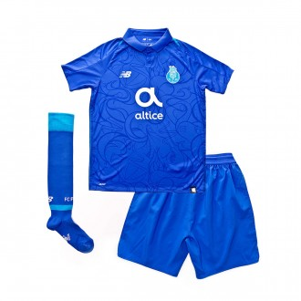 Kit  New Balance Kids FC Porto 2018-2019 Third Blue