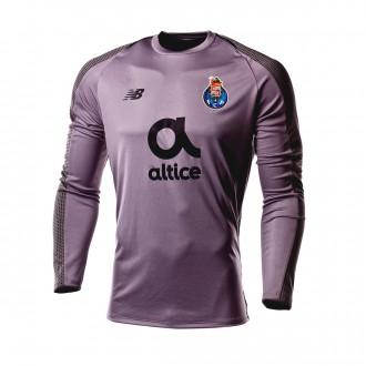 Camiseta  New Balance FC Porto Primera Equipación Portero 2018-2019 Gris