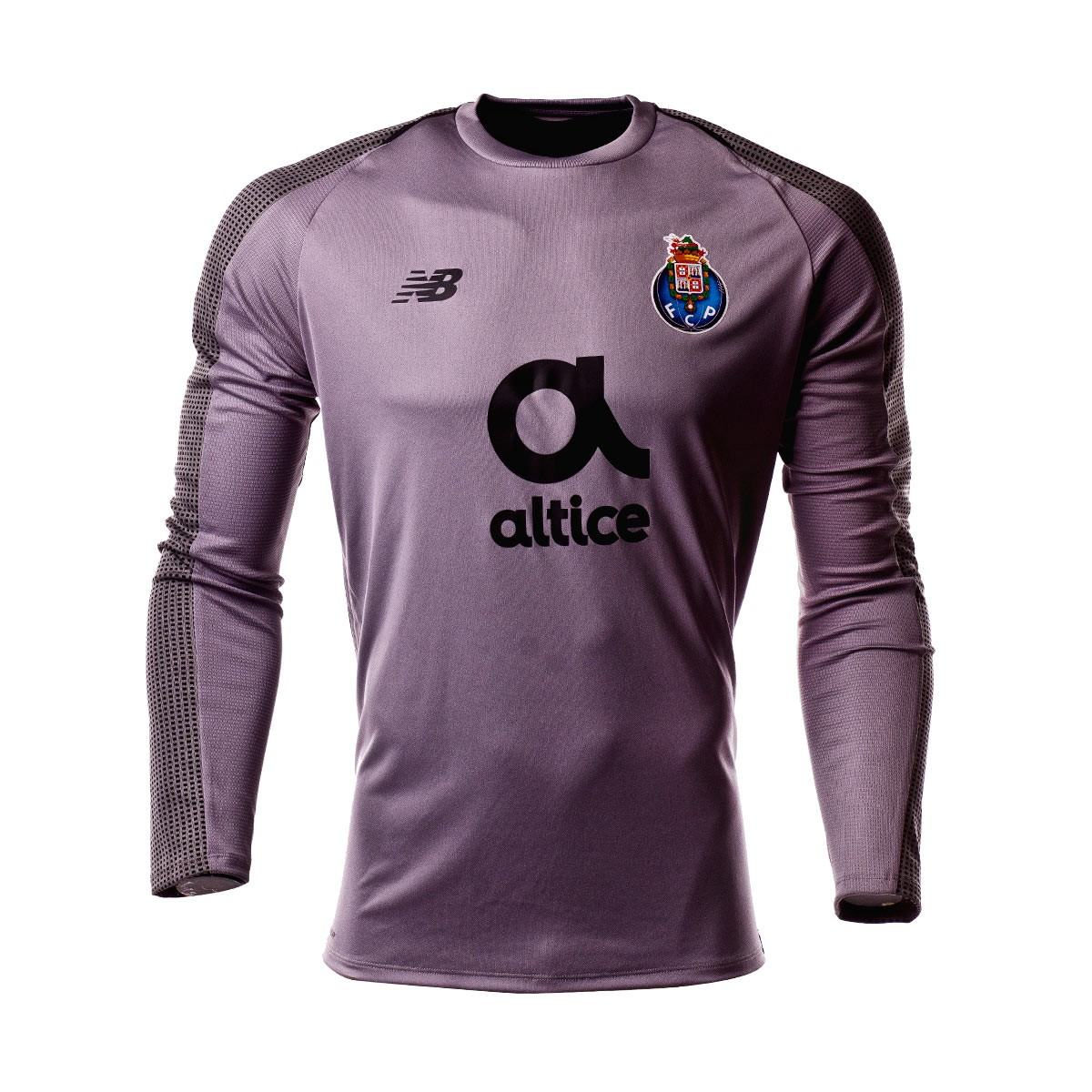9016a93da Jersey New Balance Goalkeeper FC Porto 2018-2019 Home Gris - Football store  Fútbol Emotion