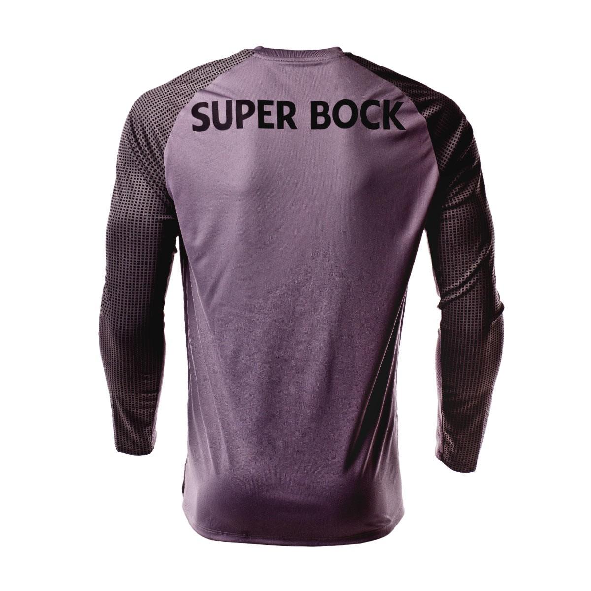 2fa2ae9239d9c Jersey New Balance Goalkeeper FC Porto 2018-2019 Home Gris ...