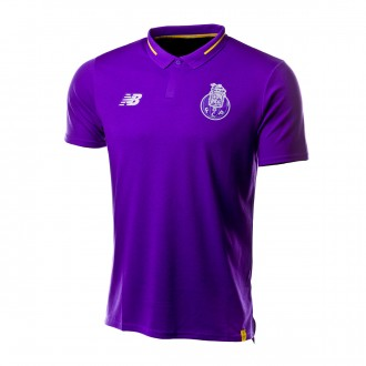 Polo  New Balance FC Porto Elite Leisure Essential 2018-2019 Morado