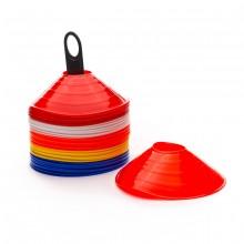 de 50 conos chinos - 10 x color