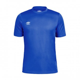 Camiseta  Umbro jr Oblivion m/c Royal