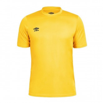 Camiseta  Umbro jr Oblivion m/c Yellow