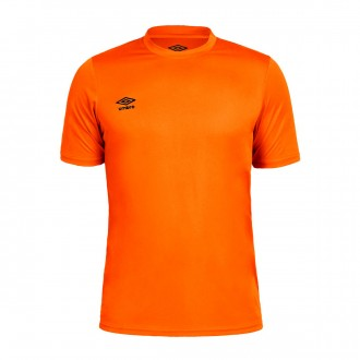 Camiseta  Umbro jr Oblivion m/c Orange