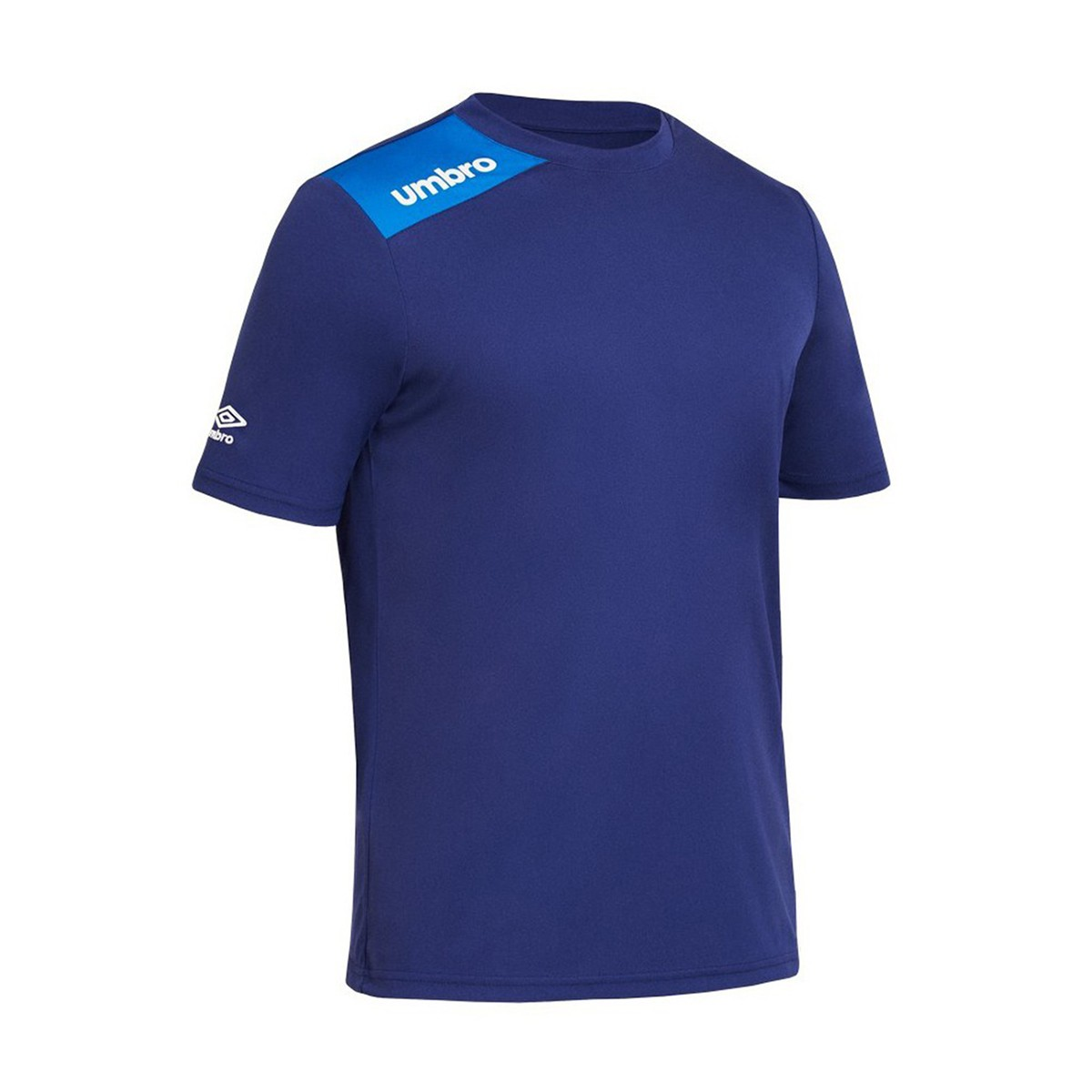 best service 2c6f4 76989 Camiseta Fight m/c Navy-Sky blue