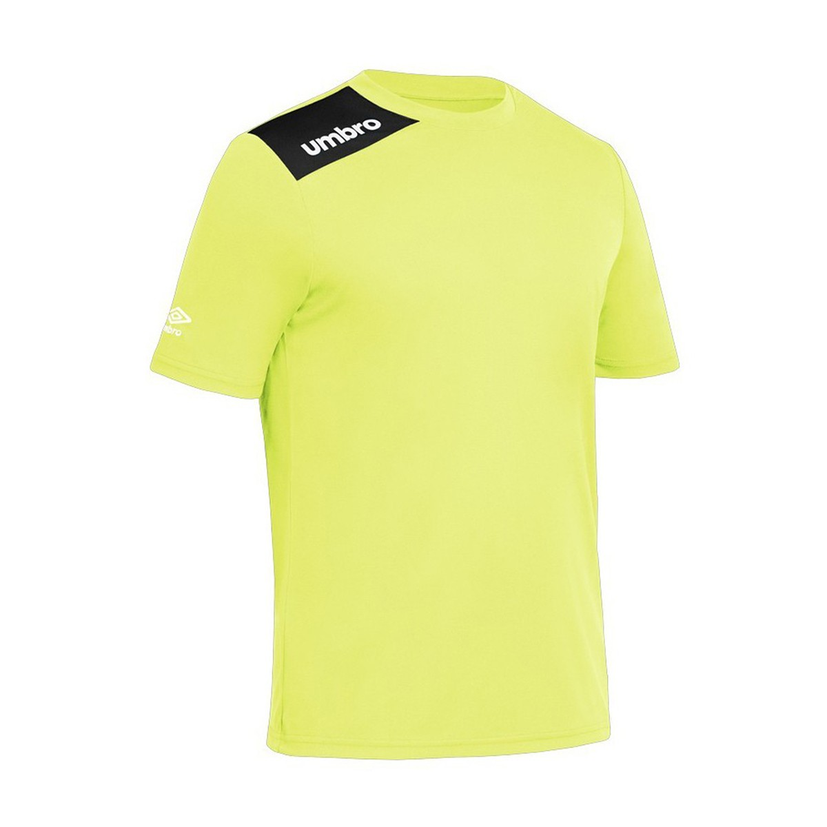 afd1985bc Jersey Umbro Fight m c Fluorescent Yellow -Black - Football store ...