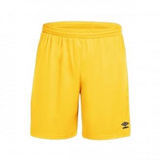 Pantalón corto  Umbro King Yellow