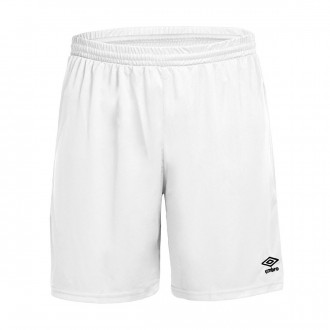Pantalón corto  Umbro jr King White