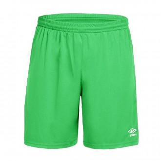 Pantalón corto  Umbro jr King Green