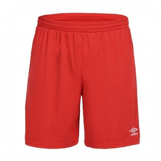 Pantalón corto  Umbro jr King Red
