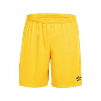 Pantalón corto  Umbro jr King Yellow