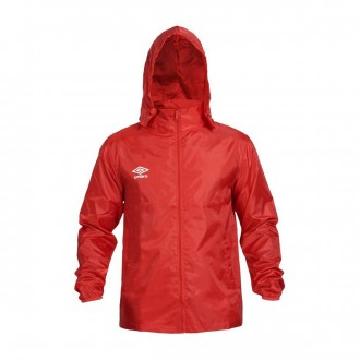 Raincoat  Umbro Speed Red