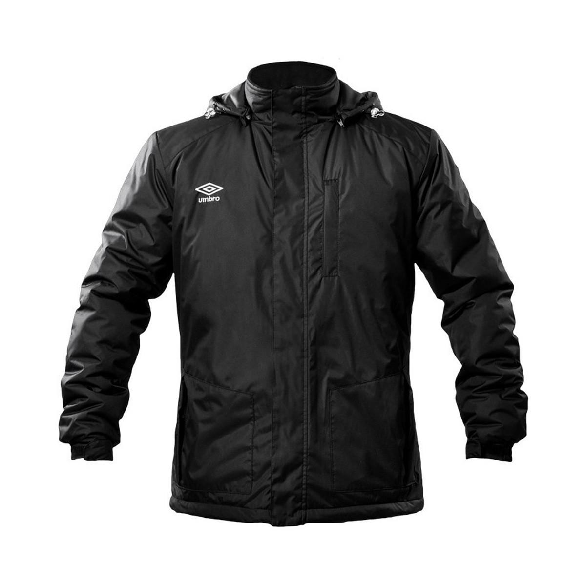 umbro black jacket