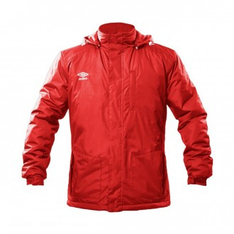 Coat  Umbro Kids Ethereal  Red