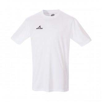 Camiseta  Mercury Cup m/c Blanco