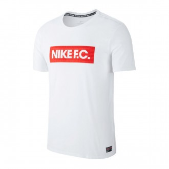 Camiseta  Nike Nike F.C. Seasonal White