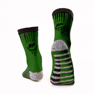 Socks  SP Grip Green