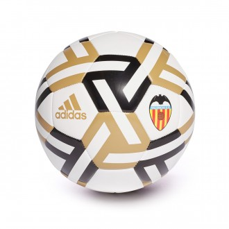Ball  adidas Valencia CF 2018-2019 White-Black