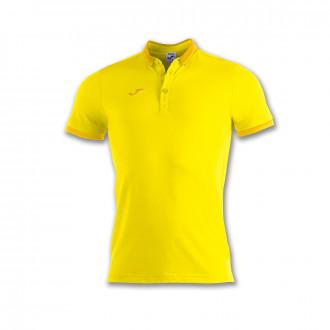 Polo shirt  Joma Bali II m/c Yellow