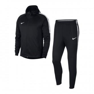 Chándal  Nike Dry Squad Black-White