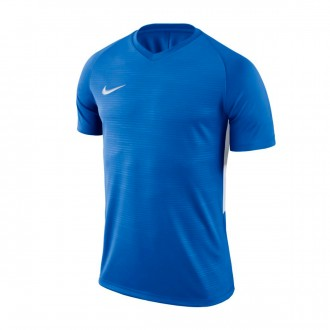 Jersey  Nike Tiempo Premier Royal blue-White