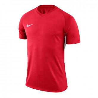 Camiseta  Nike Tiempo Premier m/c University red-White