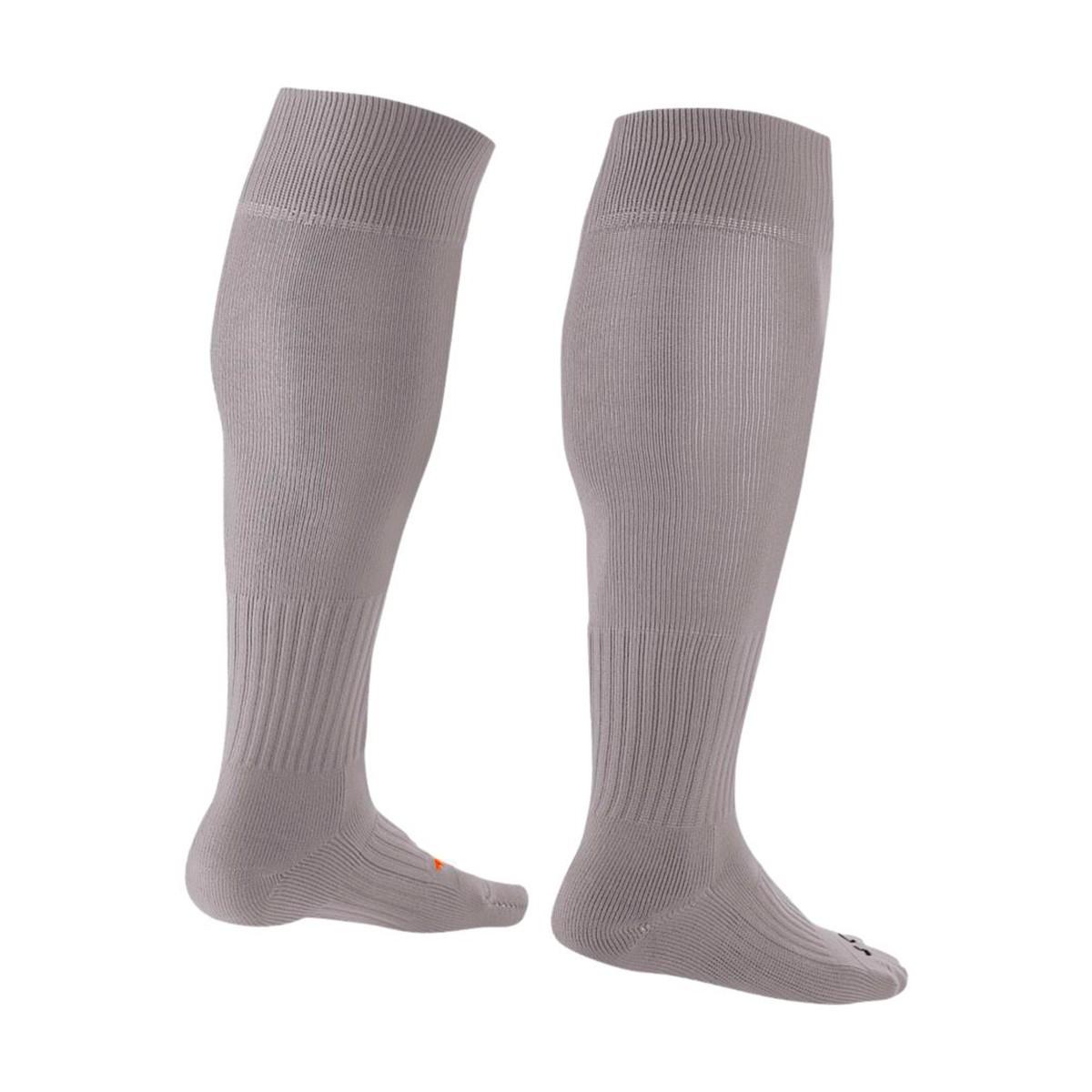 b73c1318c Football Socks Nike Classic II Over-the-Calf Pewter grey - Tienda de fútbol  Fútbol Emotion