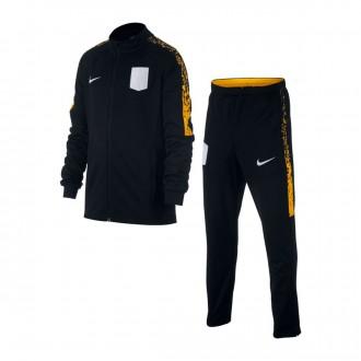 Tracksuit  Nike Kids Dry Neymar Academy  Black-Yellow-White