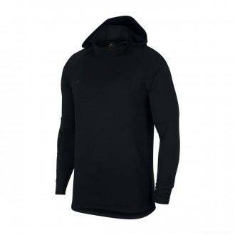 Sweatshirt  Nike Dry Academy Hoodie Black