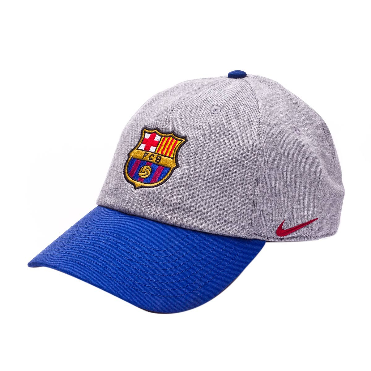 Gorra Nike FC Barcelona Heritage86 2018-2019 Dark grey heather ... dac3819ccf1