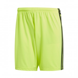Shorts  adidas Condivo 18 Solar yellow-Black