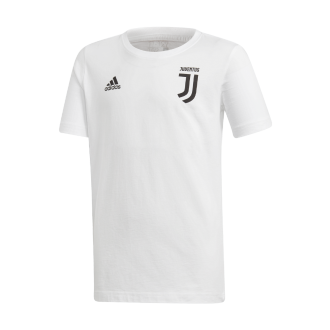 Camiseta  adidas Juventus Graphic 2018-2019 Niño White-Black