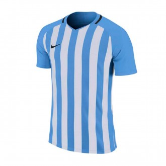 Jersey  Nike Striped Division III m/c Niño University blue-White