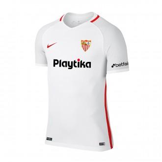 Camisola  Nike Sevilha FC Equipamento Principal 2018-2019 White